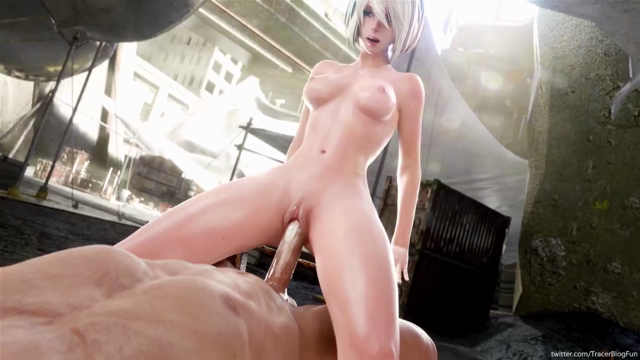 NEWHentai 3DUNCENSORED Resistance Camp FullHD YoRHa No 2 Type B palyplay
